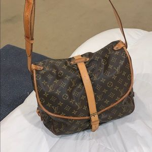 Louis Vuitton Large Crossbody